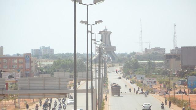 Burkina d'aujourd'hui